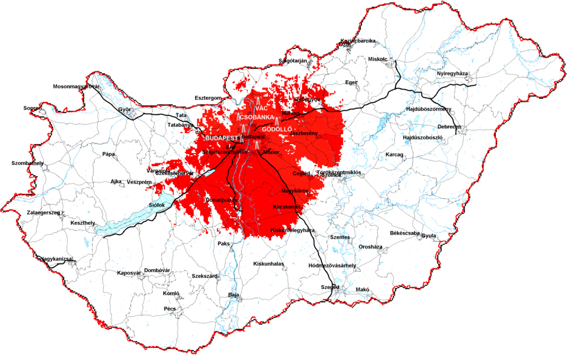 Budapest Korzeteben Valtoznak A Dvb T Frekvenciak Dtv News