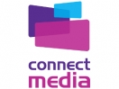 ConnectMedia logo