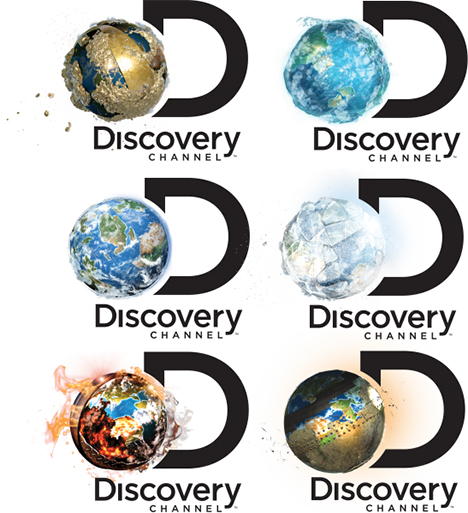 Discovery new D-logo mix