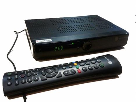 Direct Tv Satellite >> HUMAX UD-FOX HD beltéri | DTV News