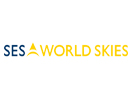 SES World Skies logo